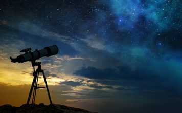 lluvia de estrellas oriónidas