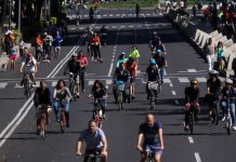 Calendario muévete en bici 2018