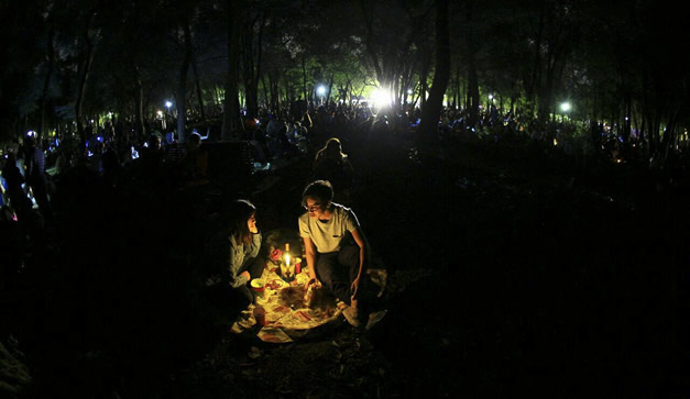 Aparta la fecha para el picnic nocturno de enero chilango for Jardin botanico nocturno 2016