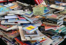 remate de la Librería el Barco de papel