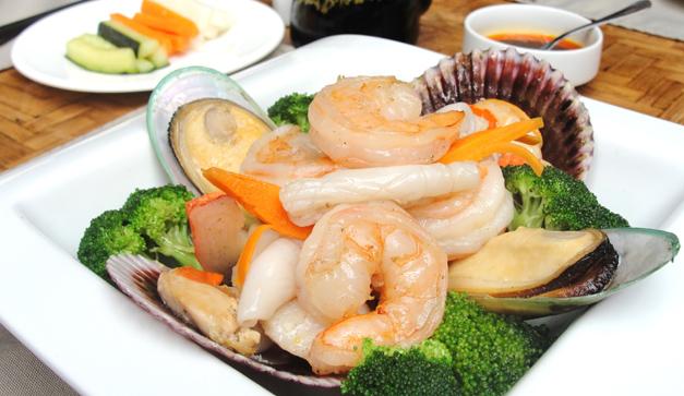 Restaurante Asian Bay