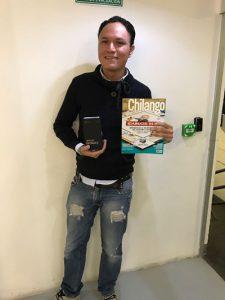 Ganador Samsung Quiniela Chilango Oscar 2016