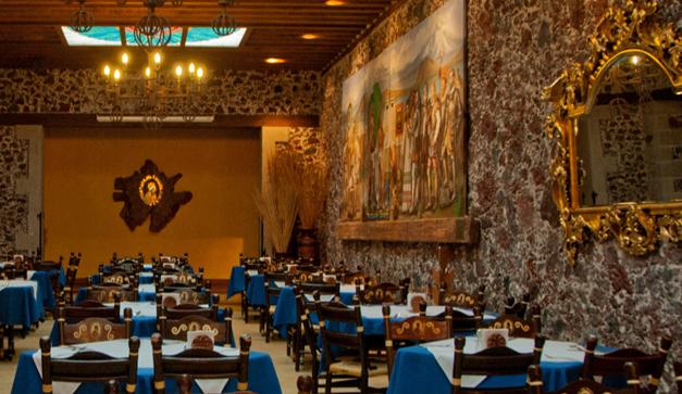 Cafe Tacuba Restaurante