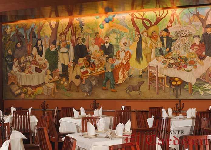Restaurante El Cardenal Alameda