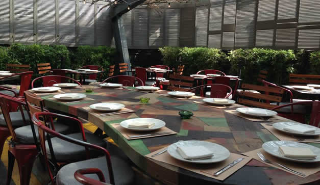 Jerónimo restaurante