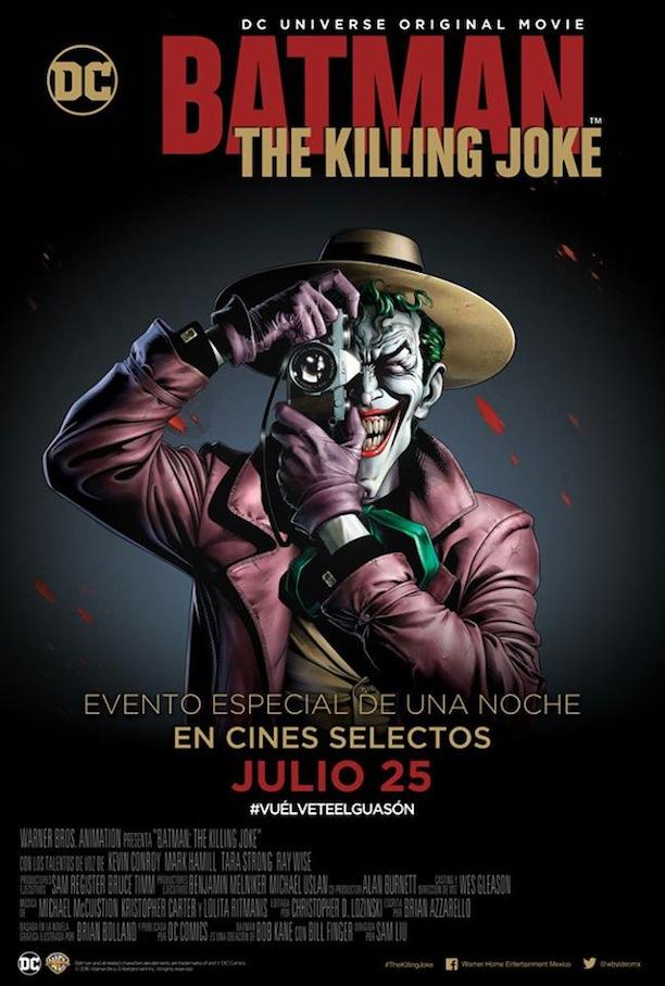 Killing Joke Release Date and Box Art Revealed - The