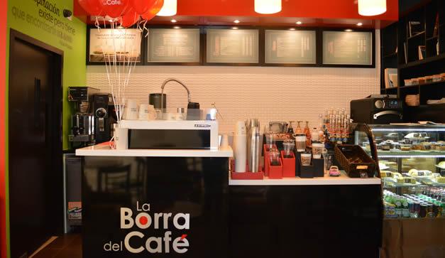 La Borra Del Caf 233 Santa Fe Chilango