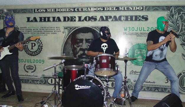 La Hija de los Apaches