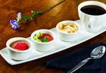 Restaurante La Vie en Rose