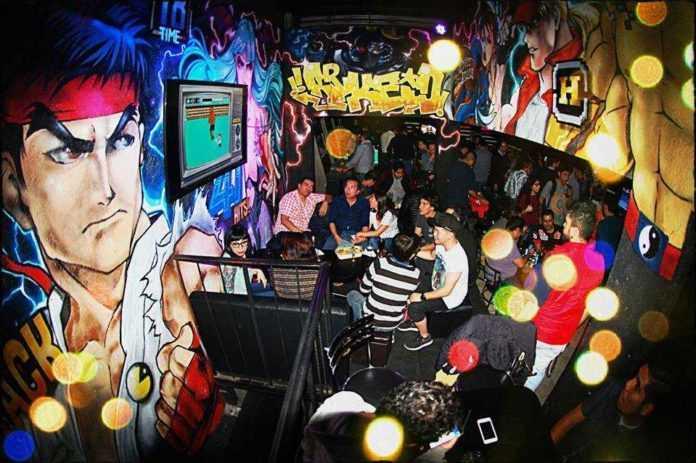 Arkeid bar para gamers