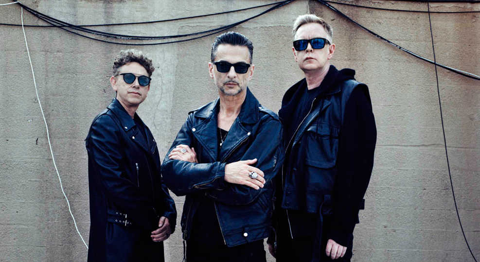 Depeche Mode visitará México el próximo año