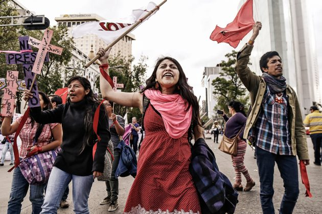 Concurso de fotografía y video: Derechos de las mujeres jóvenes en la CDMX