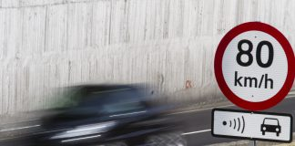 límites de velocidad en 11 vialidades
