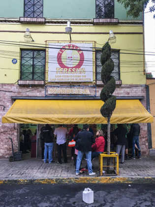 Tamales Teresita en la Guerrero