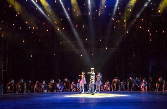 Billy Elliot es uno de los musicales en cartelera.