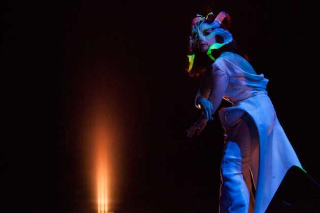 Björk en el Auditorio Nacional
