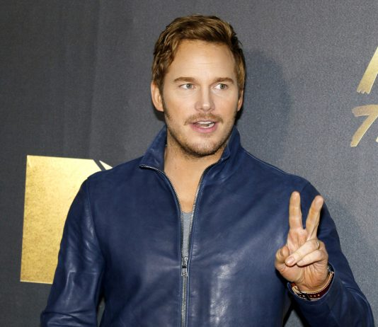 Chris Pratt MTV Movie Awards