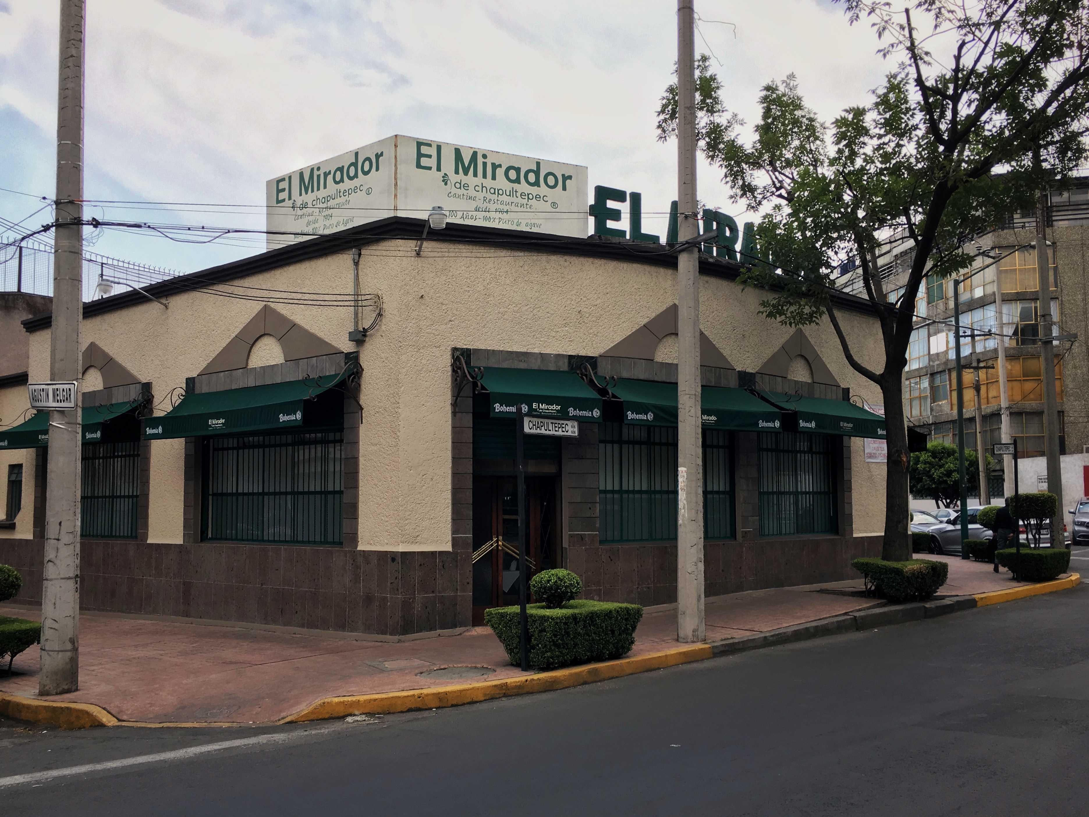Todo lo que uno debería de saber sobre Mexico City - Página 2 El-mirador-de-chapultepec