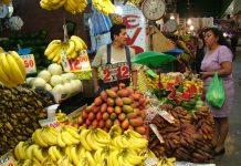 Desperdicio de comida en la Ciudad de México