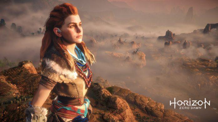 Aloy, una de las mujeres protagonistas de videojuegos