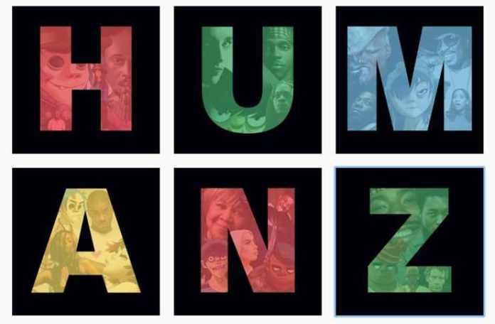 Humanz se llama el nuevo disco de Gorillaz
