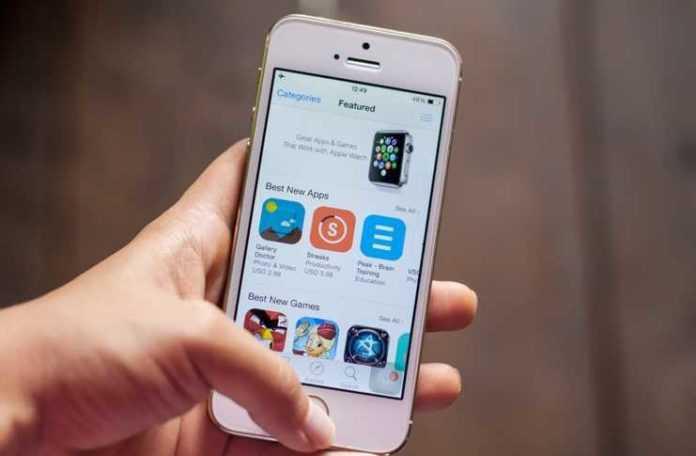 Aplicaciones App Store iPhone