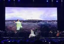 Björk en festival Ceremonia