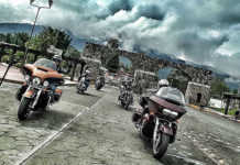 Motoclubs bikers chilangos