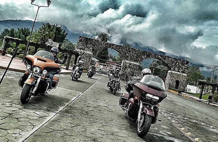 Motoclubs bikers chilangos