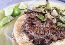 Tacos Hamburguesa Don Toño