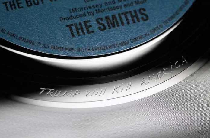 The Smiths vinilo trump