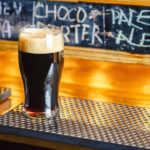 Cerveza artesanal estilo stout
