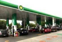gasolineria BP