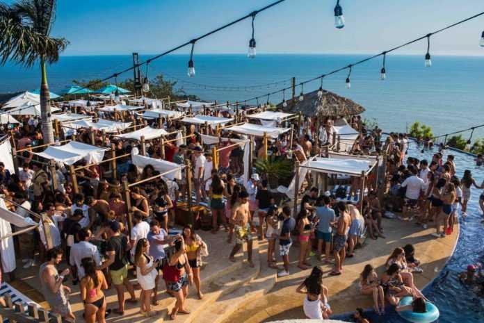 Música electrónica en Acapulco