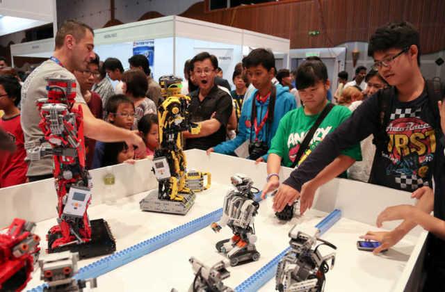 Peleas de robots