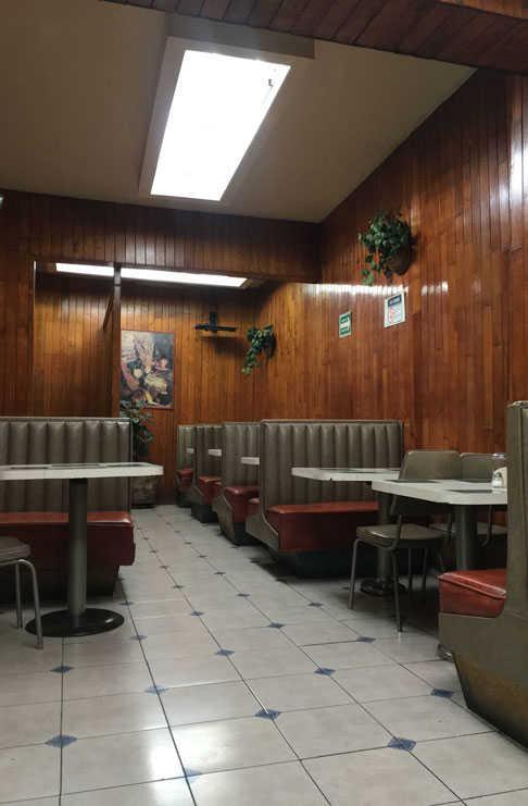 Restaurante Odra en la Tabacalera