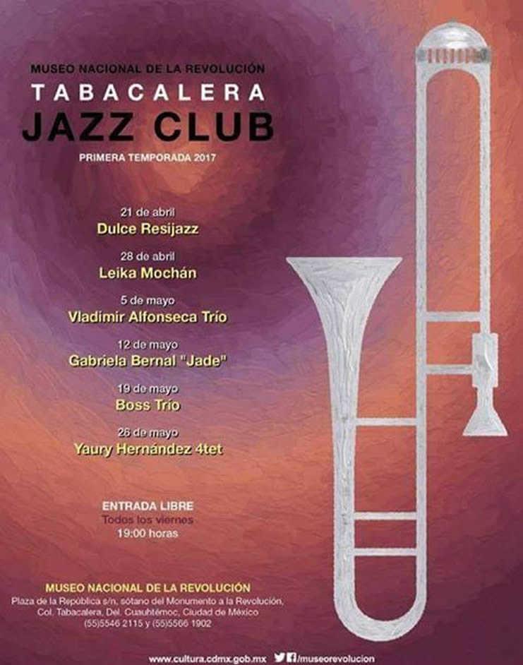 tabacalera jazz club