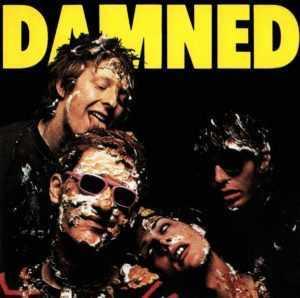 Portada disco The Damned