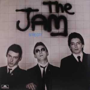Portada disco The Jam