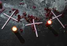 Altar por feminicidio