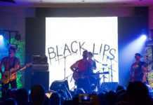 Black Lips en el Festival Marvin