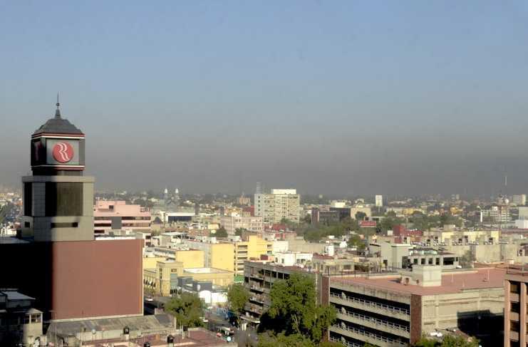 Activan Fase I por contingencia ambiental en el Valle de México