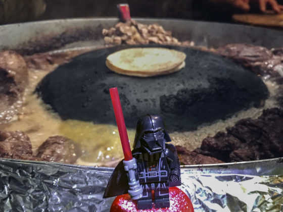 Star Wars en CDMX Darth Vader