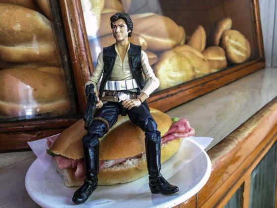 Star Wars en CDMX Han Solo
