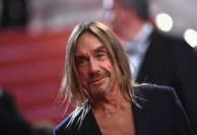 Iggy Pop en Cannes