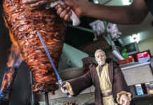 Star Wars en CDMX Obi Wan