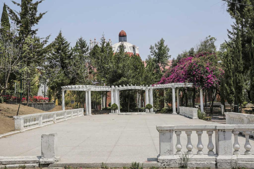 Parque Lira terraza