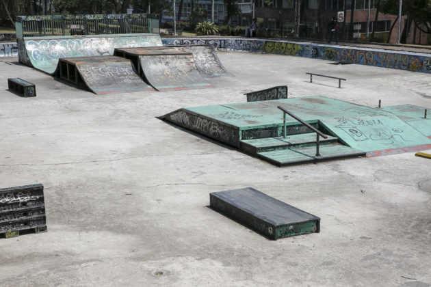 Parque Lira Skatewave
