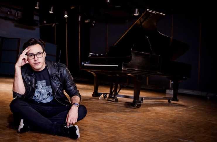 El DJ chilango que Armin Van Buuren apoya