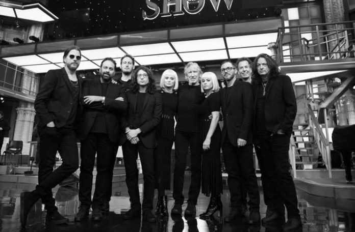 Roger Waters banda